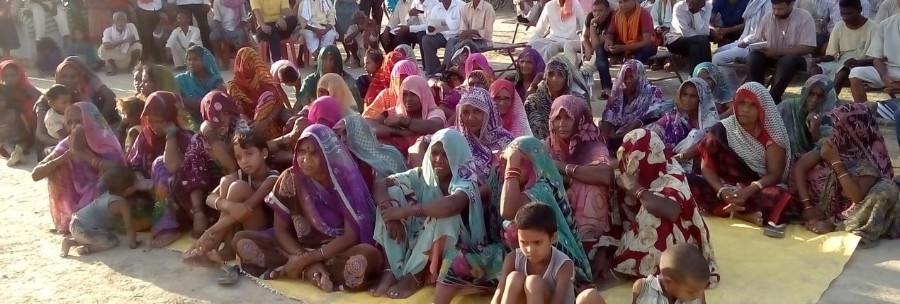 Choupal at Bhikharirampur Village